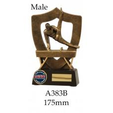 Gymnastics Trophies A383B - 175mm