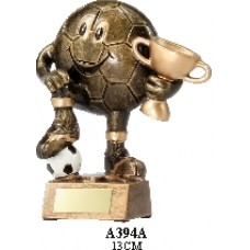 Soccer Trophies A394A - 130mm Also 150mm