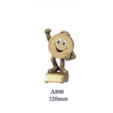 Athletics Trophies A890 - 120mm Also 140mm & 160mm