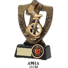 Cycling Trophies A901A - 130mm