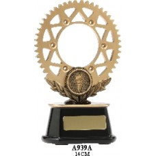 Cycling Trophies A939A - 140mm