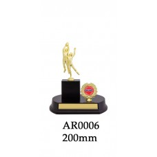 AFL Aussie Rules AR0006 - 200mm Also 225mm & 250mm