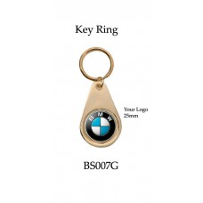 Key Rings Any Club or Corporate Logo BS007G