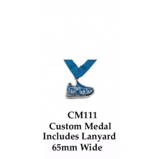 Custom Medals CM111 - 65mm Your Logo