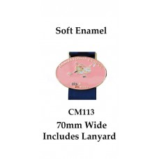 Custom Medals CM114 - 55mm Your Logo