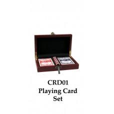 Corporate Awards Playing Card Set - CRD01