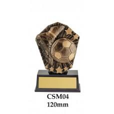 Soccer Trophies CSM04 - 120mm
