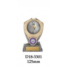 Dance Trophies D18-3301 - 125mm Also 150mm & 175mm