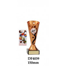 Cheerleading Trophies DF4039 - 150mm