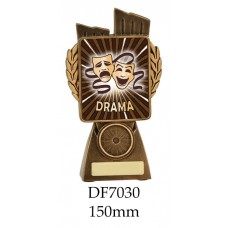 Drama Trophies DF7030 - 150mm Also 175mm 210mm & 245mm