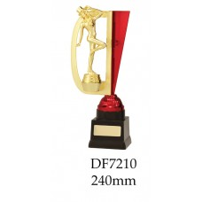 Dance Trophies DF7210 - 240mm Also 260mm & 280mm