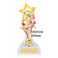Dance Trophies DMT210 - 210mm  Also 240mm