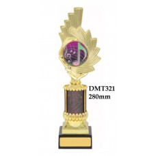 Music Trophies DMT321 - 280mm Also 310mm & 330mm