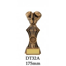 Boxing  Trophies DT32A - 175mm Also 200mm