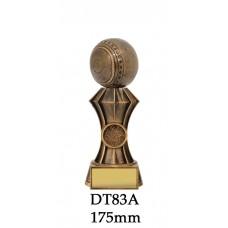 Lawn Bowls Trophies DT83A - 175mm & 200mm