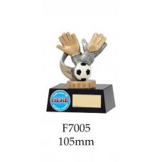 Soccer Trophies F7005 - 105mm