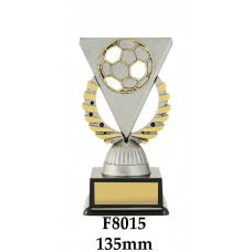 Soccer Trophies F8015 - 135mm Also 150mm & 165mm