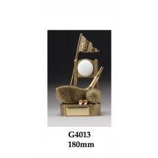Golf Trophies G4013 - 180mm