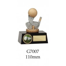 Golf Trophies G7007 - 160mm