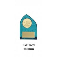 Tennis Trophies GET697 - 130mm