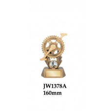 Cycling Trophies JW1378A - 160mm Also 185mm 205mm 235mm & 255mm