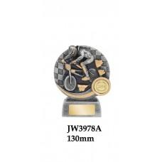 BMX Trophies JW3978A - 130mm Also  150mm & 165mm