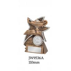 Knowledge Trophy JW9536A - 110mm