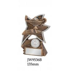 Knowledge Trophy JW9536B - 135mm