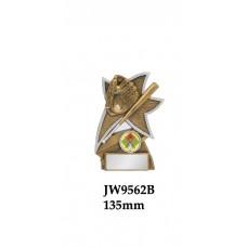 Baseball Softball Trophies JW9562B - 135mm