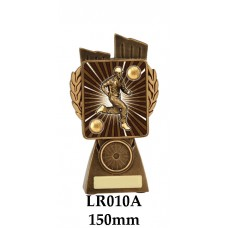 Cricket Trophies Male Fielder LR010A - 150mm Also 175mm 210mm & 245mm