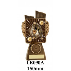 Cricket Trophies Wicketkeeper LR090A - 150mm Also 175mm 210mm & 245mm