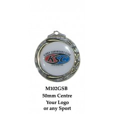 Surfing Medals M102G,S, & B - 70mm