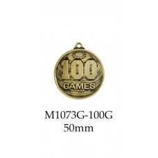 Medals 100 Games - M102G-100 - 52mm