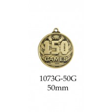 Medals 150 Games - M1073G-150G- 52mm