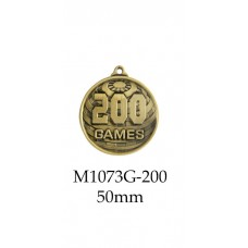 Medals 200 Games - M1073G-200G - 50mm
