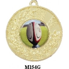 Medals Any Logo M154G, S or B - 25mm Centre