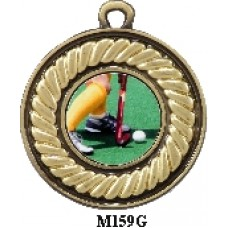 Medals Any Logo M159G, S or B - 25mm Centre