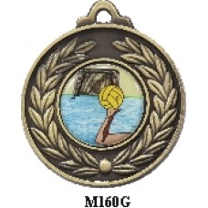 Medals Any Logo M160G, S or B - 25mm Centre