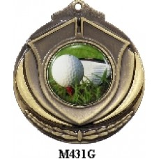 Medals Any Logo MD431G, S or B - 25mm Centre