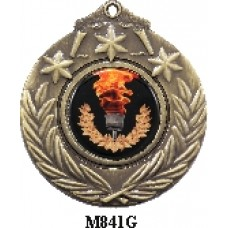 Medals Any Logo M841G, S or B - 25mm Centre