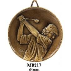 Golf Medals Heavyweight M9217 - 64mm