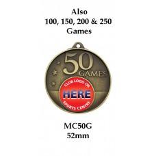 AFL Aussie Rules 1073G-50G - 50 Games Also 100 150 200 & 250 Games