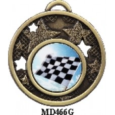 Medals Any Logo MD466G, S or B - 25mm Centre