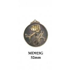Martial Arts Medals MD923G - 52mm