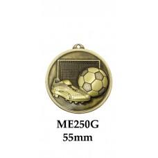 Soccer Medals ME250G - 55mm