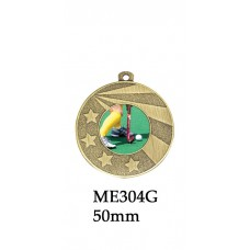 Medals Any Logo ME304G, S or B - 25mm Centre