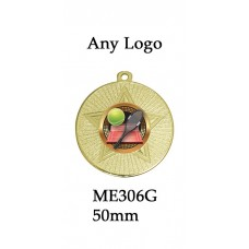 Medals Any Logo ME306G, S or B - 25mm Centre