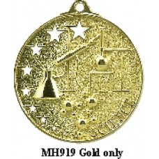 Science Medals MH919G - 52mm