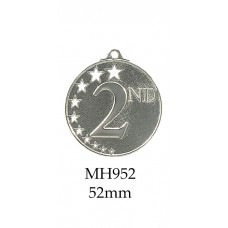 Medals 2nd - MH952S - 52mm