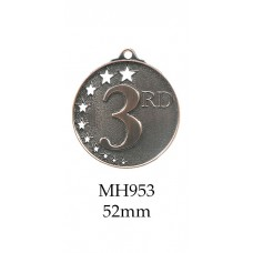 Medals 3rd - MH953B - 52mm